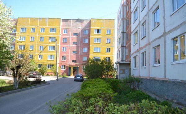2-х к.квартира улучшенной планировки в городе Волоколамске